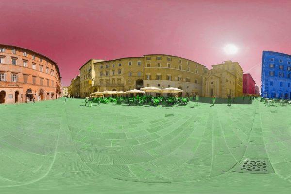 Tablò Perugina Video VR