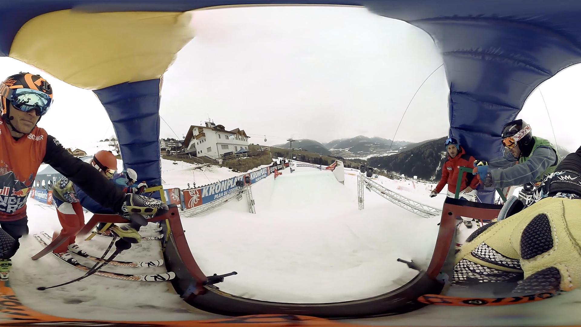 Redbull Video VR
