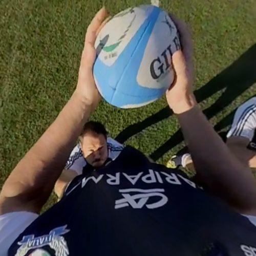 Cariparma - Nazionale Italiana Rugby Video VR