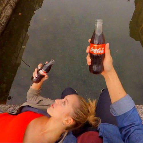 Coca Cola Navigli Video VR