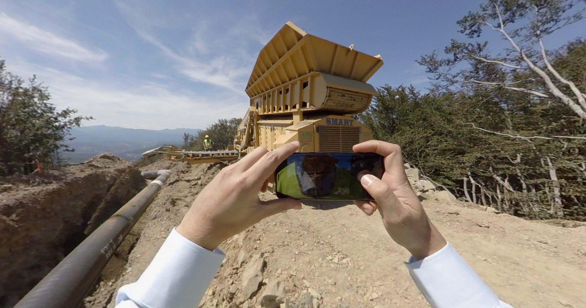 Laurini Officine Meccaniche Video VR