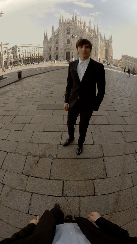 Milano video VR