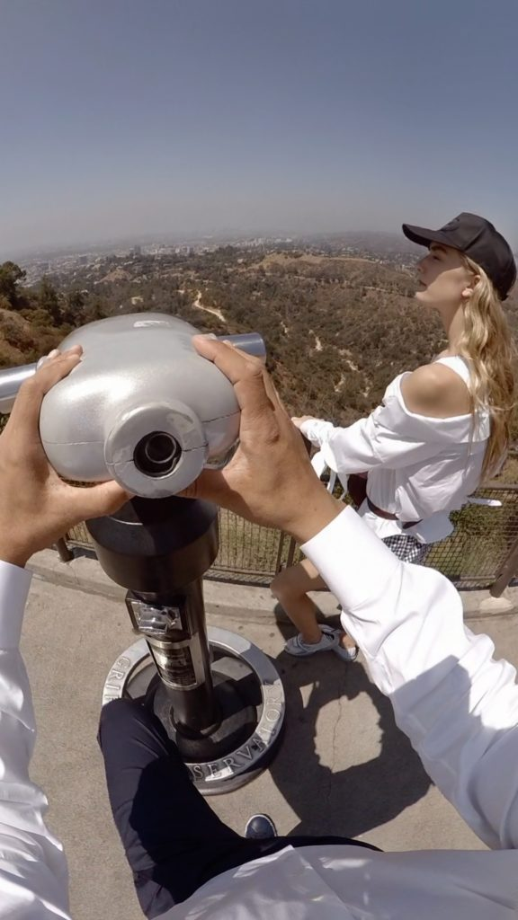 Epicenter Los Angeles video VR