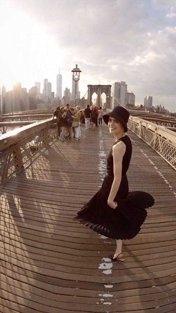 Epicenter New York video VR