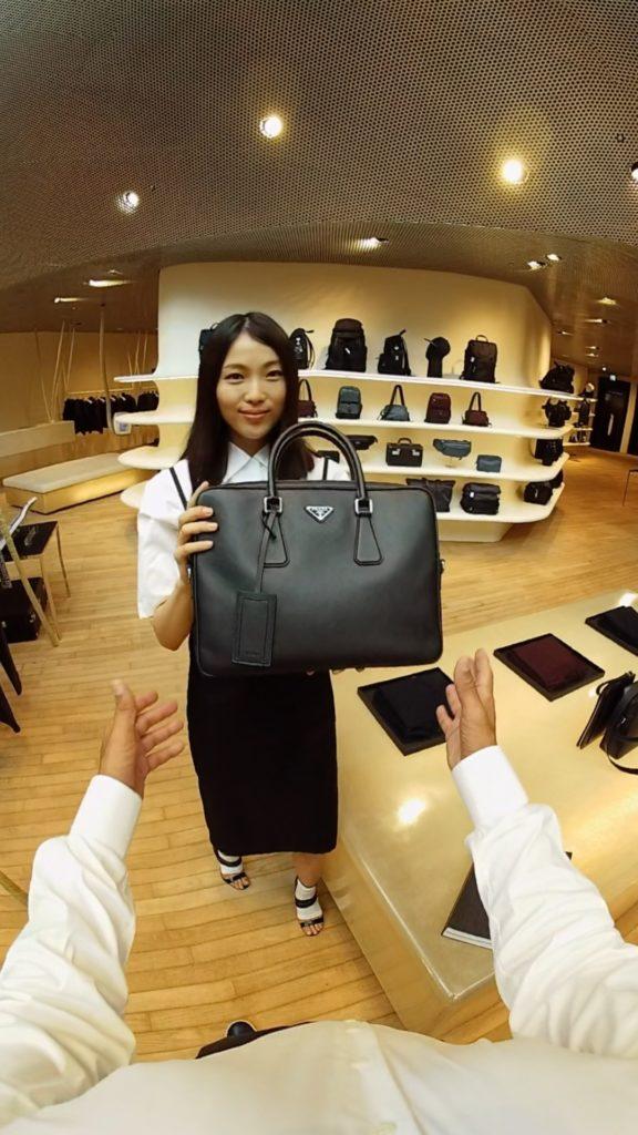 Epicenter Tokyo video VR
