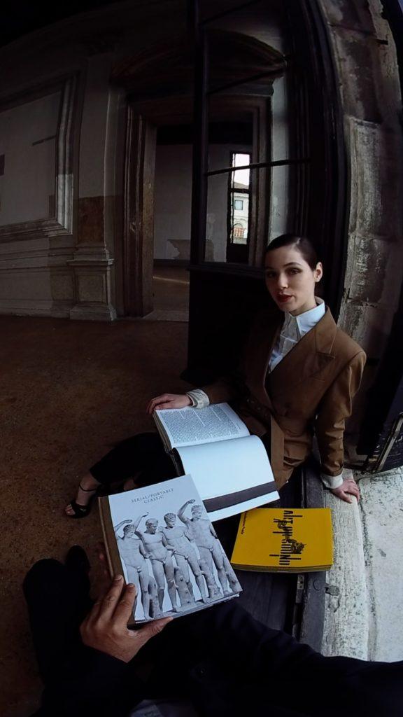 Fondazione Prada Venezia video VR